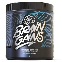 Nootropic Brain Fuel Switch-On Black Edition 300 g
