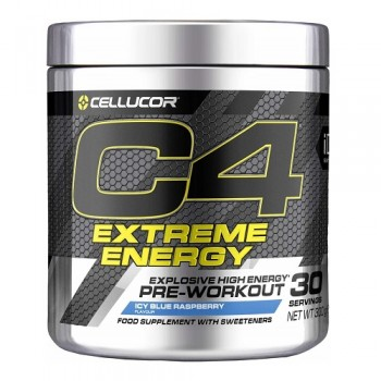 C4 Extreme Energy 30 servings
