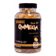 Orange OxiMega Fish Oil 120 softgels