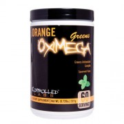 Orange OxiMega Greens 60 servings