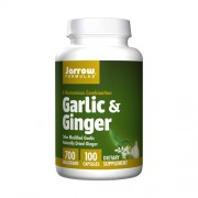 Garlic & Ginger 100 caps