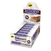 Snickers Protein Bars 18 bars