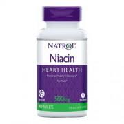 Niacin Time Release 100 tabs