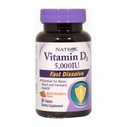 Vitamin D3 Fast Dissolve 90 tabs
