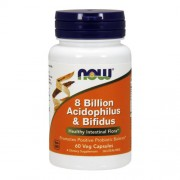 8 Billion Acidophilus & Bifidus 60 caps
