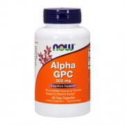 Alpha GPC 300 mg/60 vcaps