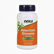 American Ginseng 100 vcaps