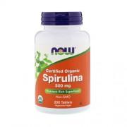 Spirulina 500 mg / 200 tabs