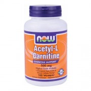 Acetyl L-Carnitine 500 mg/100 vcaps