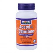 Acetyl L-Carnitine 500 mg/50 vcaps