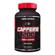 Caffeine 200 - 60 liquid caps
