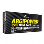 ArgiPower 1500 Mega Caps 120 caps