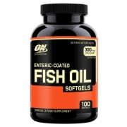 Enteric-Coated Fish Oil 100 softgels