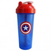 Hero Shaker - Captain Amerika